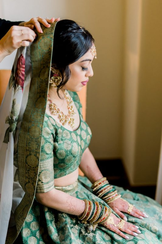 Bridal wear by Sabyasachi