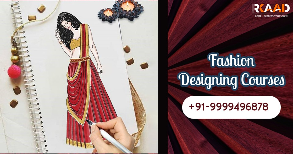 Start A Successful Career In Fashion Designing Course