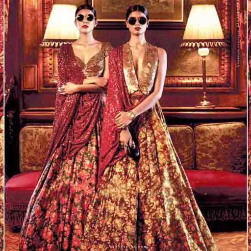 Nair Sisters' by Sabyasachi Mukherjee