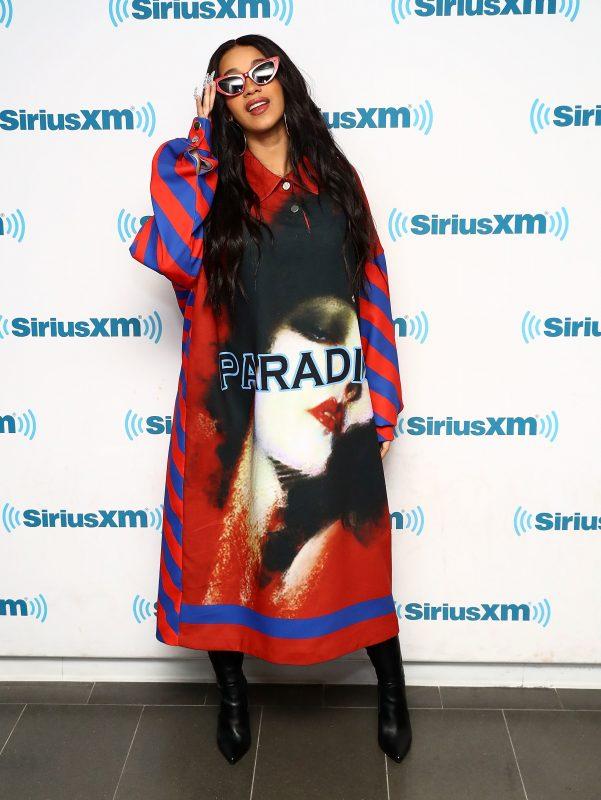 Cardi B's Fashion Style