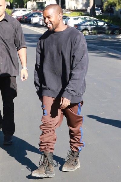 Kanye West's Fashion Style