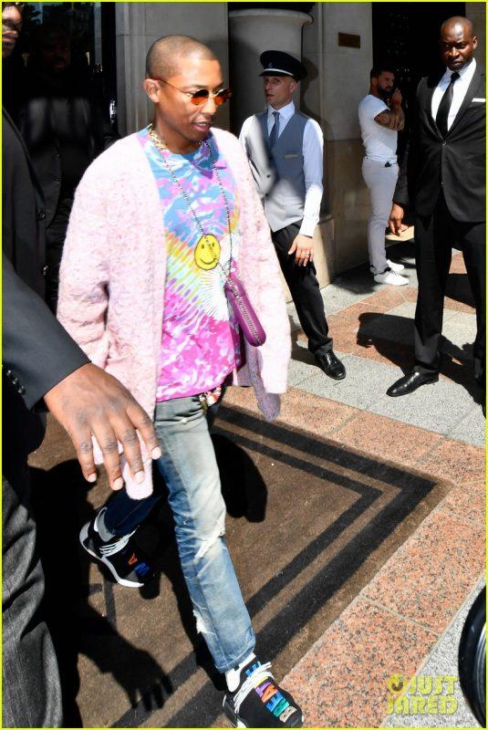 Pharrell Williams's Fashion Style-Rkaad