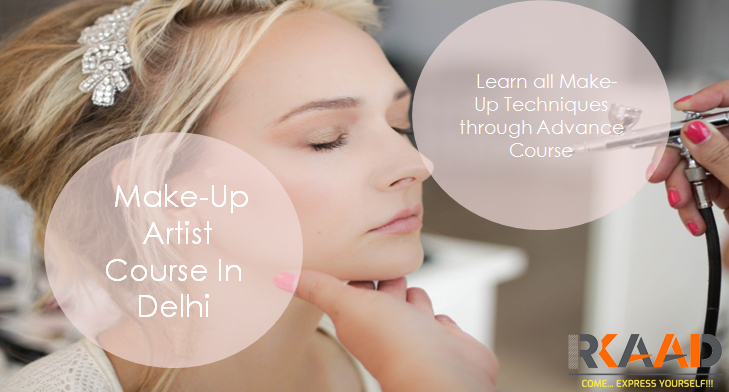 Make Up Artist Courses In Delhi