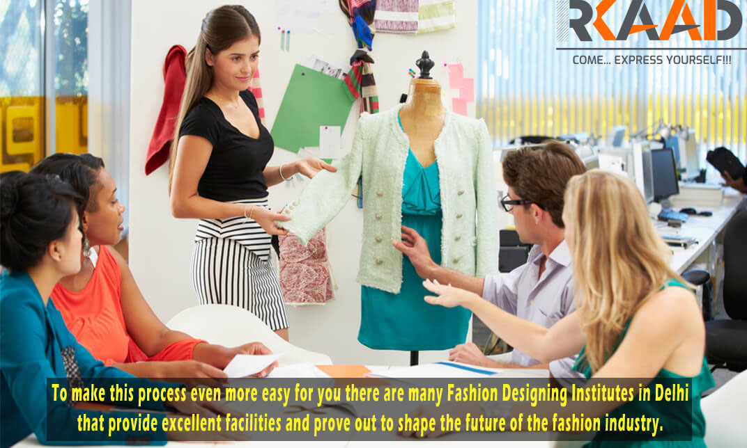 Fashion Designing Institutes in Delhi