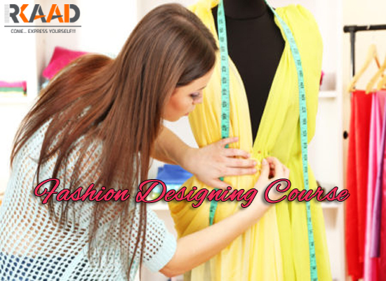 Make A Career One Month Fashion Designing Course In Delhi By Rkaad